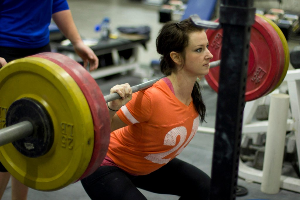 You need to squat deep! — Shrugged Collective
