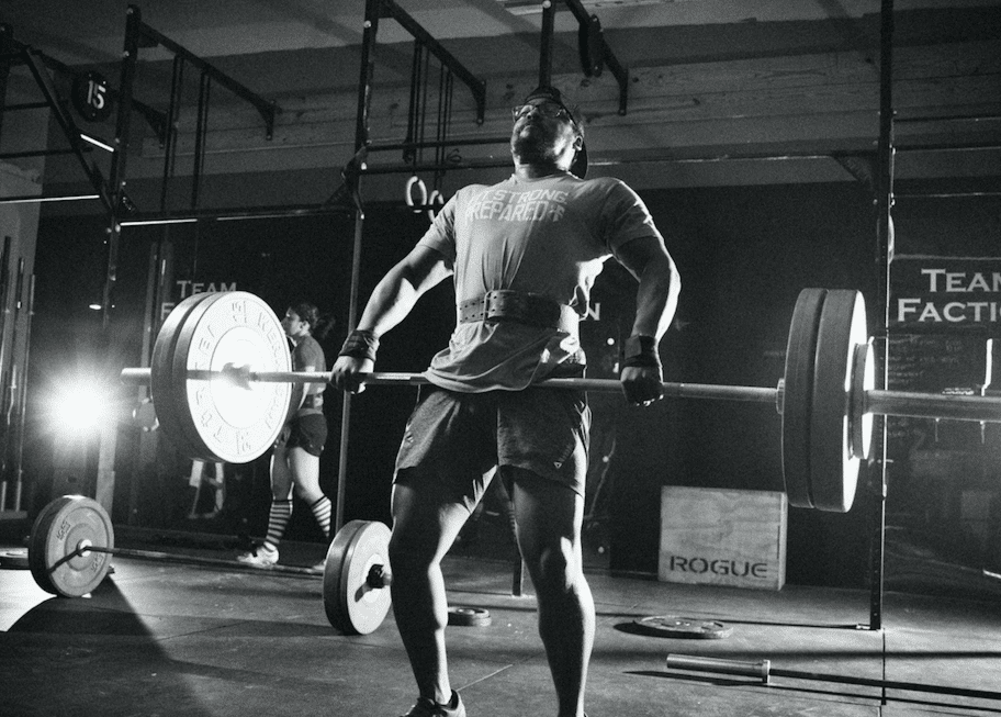 Olympic lifting and building strength — Shrugged Collective