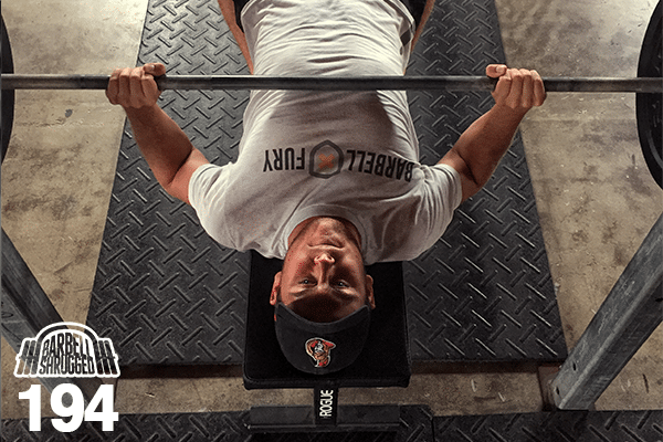 The bench press you ve been lied to u shrugged collective
