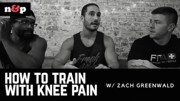 Knee Pain Nuggets & Pearls | Barbell Shrugged