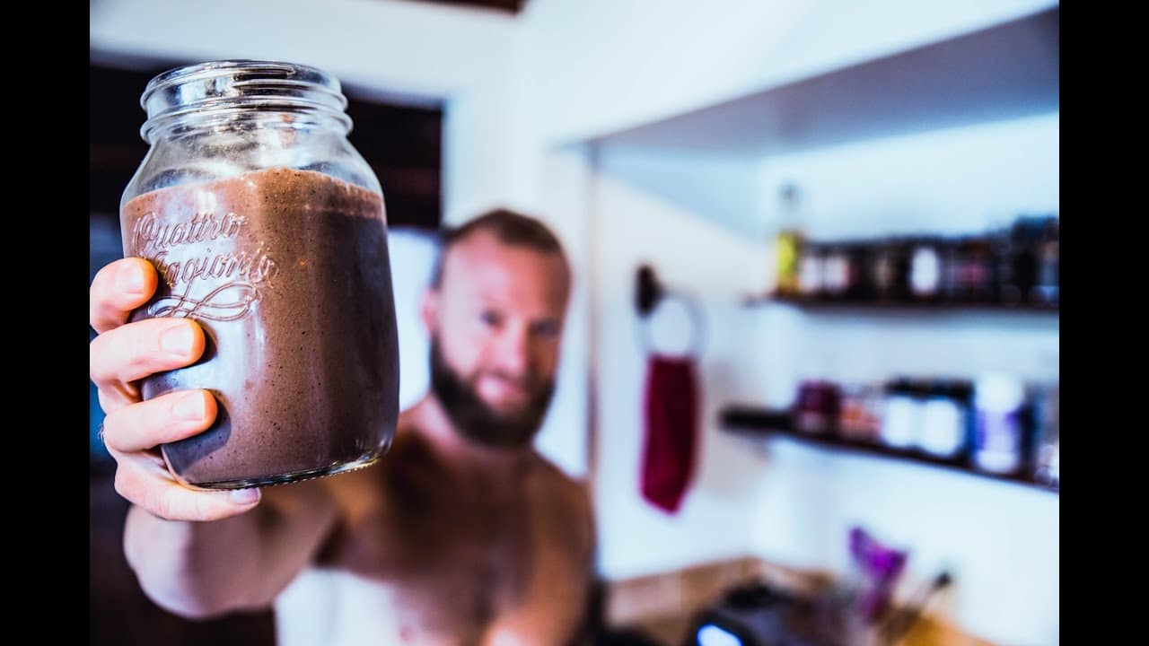 Mike's Morning Smoothie | Barbell Shrugged