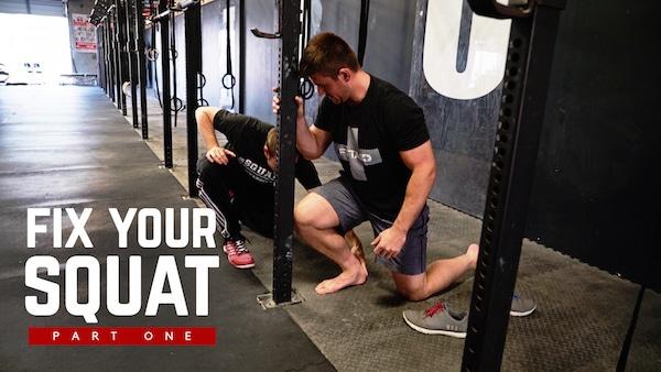 Fix Your Squat Part 1 | Barbell Shrugged