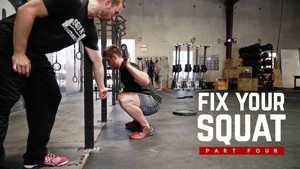 Fix Your Squat Part 4 | Barbell Shrugged