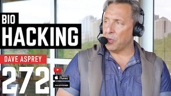 Dave Asprey Episode 272 | Barbell Shrugged