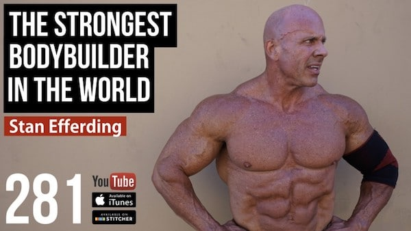 The Strongest Bodybuilder in the World - Stan Efferding - 281