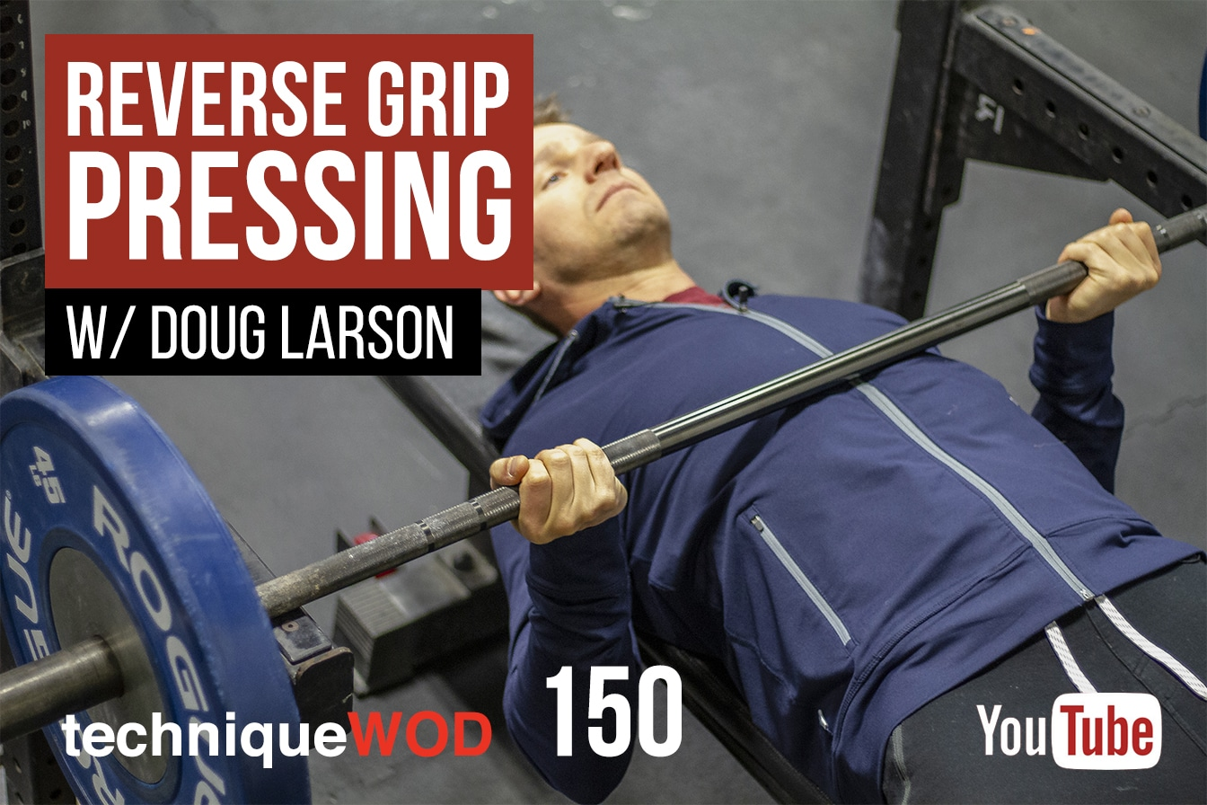 Reverse Grip Pressing Chest Shoulder And Tricep Strength Bench