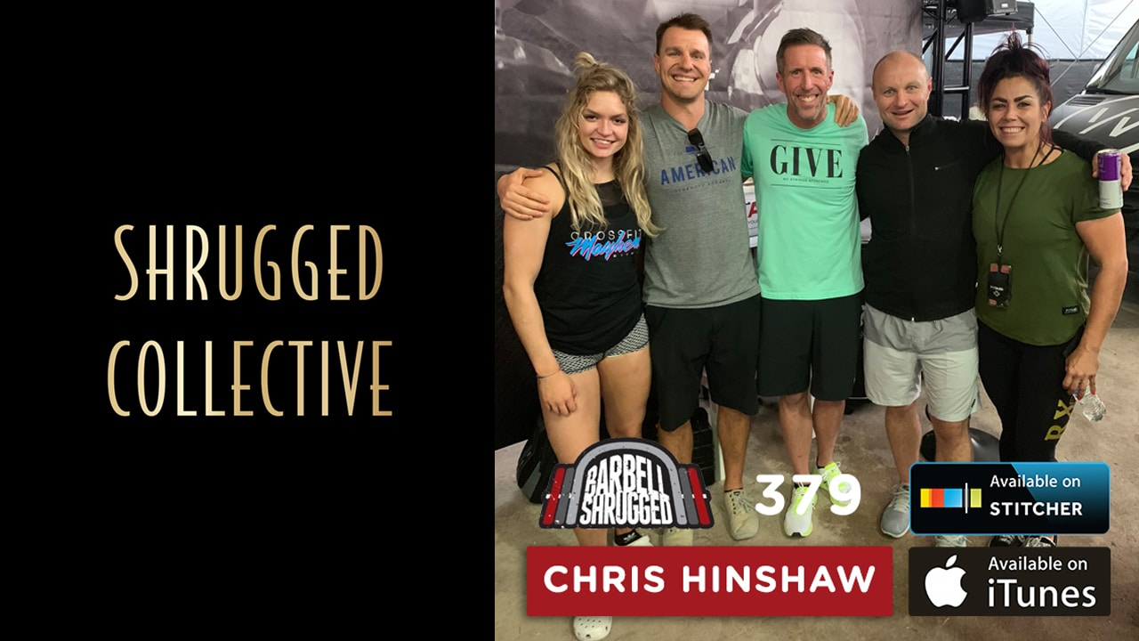 Chris Hinshaw: The Man, Mind, And Coach For Mat Fraser, Rich